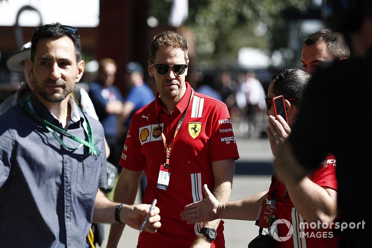 Vettel miste 'gedeeld verlangen' samen te blijven met Ferrari