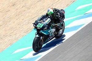 MotoGPスペインFP2:灼熱のヘレス、モルビデリがトップ。総合ではマルケス兄が首位