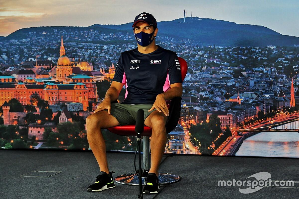 Egy F1-es csapat már tagadja, hogy ők keresték volna meg Pérezt a hírek hallatán