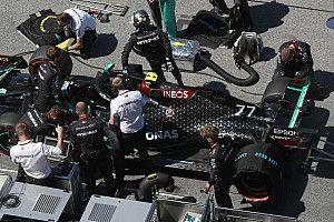 Mercedes sprawdzi nowe części