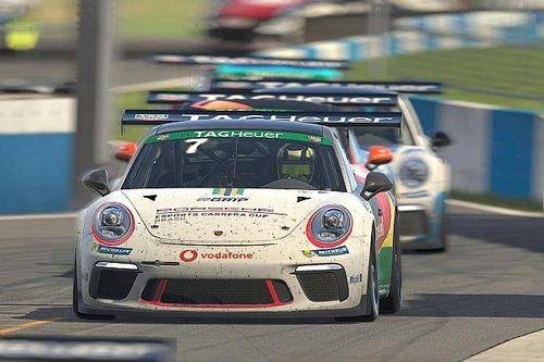 Jeff Giassi faz dois top-10 e assume nono lugar da Porsche Supercup