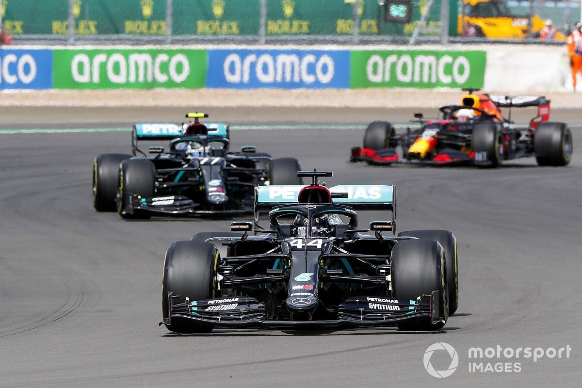 Así queda el mundial de F1: Hamilton ya tiene más de una carrera de ventaja