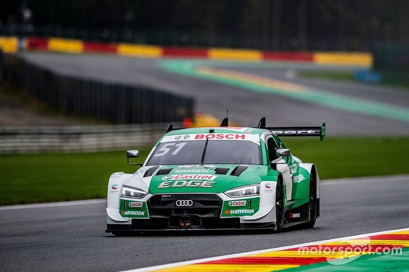 Мюллер с победы начал сезон DTM, пилоты Audi заняли пять первых мест