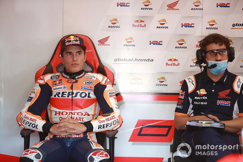 Marquez: My absence won't devalue 2020 MotoGP title