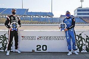 Daly y Newgarden con las poles para Iowa, O'Ward en top 12