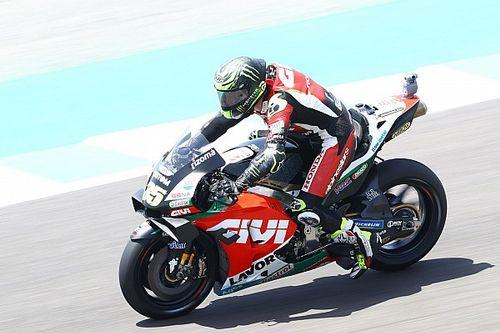 MotoGP: Crutchlow passa por cirurgia no punho e visa retorno já no final de semana, no GP da Andaluzia