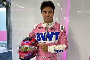 Galería: El mensaje de Pérez y otros pilotos en apoyo a Zanardi