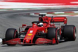 """Worstelende Vettel benadeeld door Ferrari? """"Complete onzin"""""""