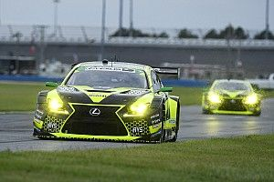 Gavin, Bell to race Vasser Sullivan Lexus at Rolex 24