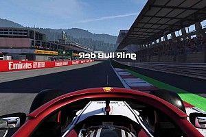 VIDEO: Rondje Red Bull Ring in tegengestelde richting