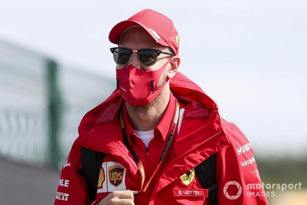 Vettel explica la calma con la que se toma decidir su futuro