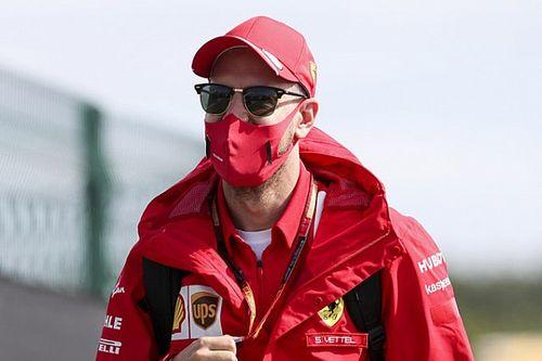 F1: Vettel reafirma que não tem pressa para definir seu futuro