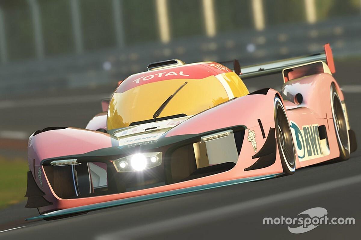 Un safety car de hidrógeno para las 24H de Le Mans Virtuales