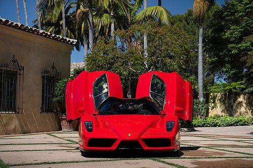 Este Ferrari Enzo es el coche más caro subastado online hasta la fecha