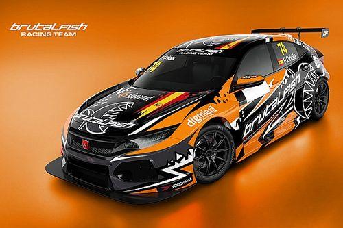 TCR Europe: la terza Honda del team Brutal Fish va a Pepe Oriola
