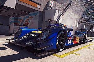 Alonso/Barrichello, Sanal Le Mans 24 Saat'in ilk saatlerinde şanssızlık yaşadı
