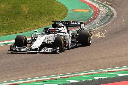 Kvyat: Imola me mostró que la F1 se equivocó con las pistas