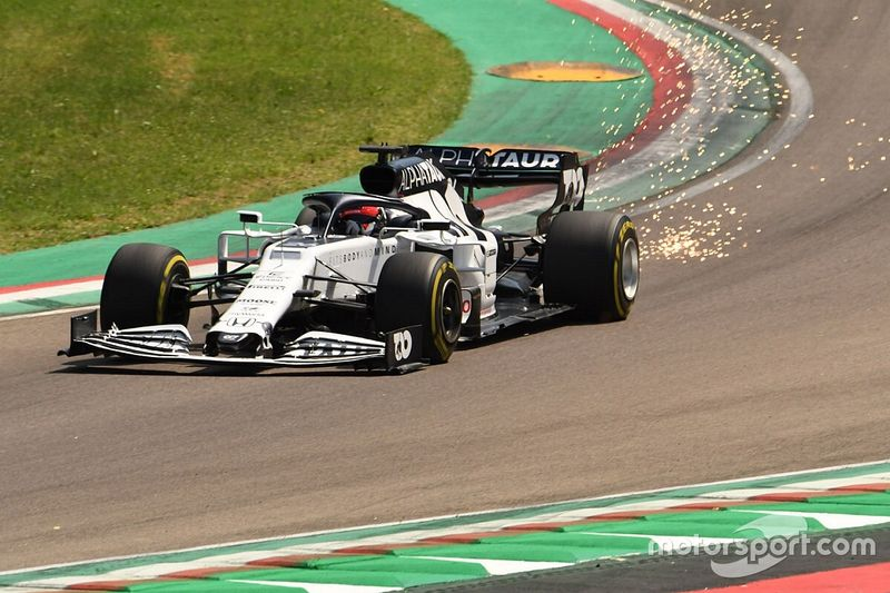 Kvyat: Imola test proves F1 has gone wrong way with tracks