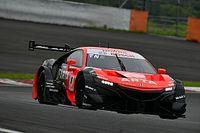 富士テストの最終セッション4は8号車NSX-GTが最速、ホンダ勢とトヨタ勢が上位分け合う
