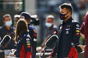 Albon: rossz választás volt a Pirellitől a lágyabb keverék