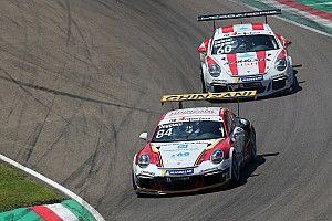Carrera Cup Italia, thriller Reggiani-Mercatali in Silver Cup dopo Imola