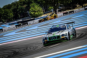 Bentley se hace con la pole para los 1000 km de Paul Ricard