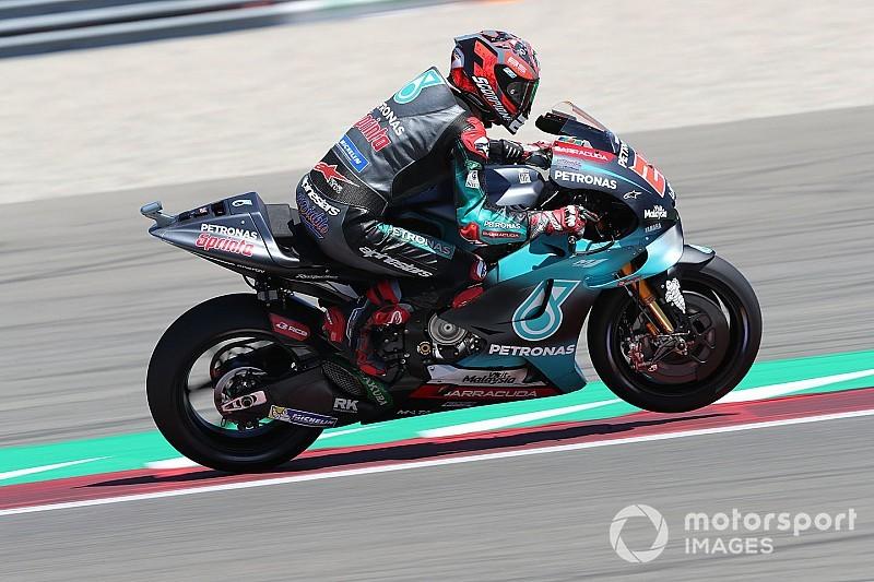 Quartararo voor Marquez in eerste training GP van Duitsland