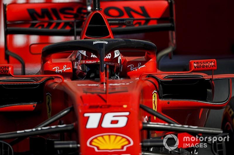 Ferrari z dwoma samochodami na testach F1