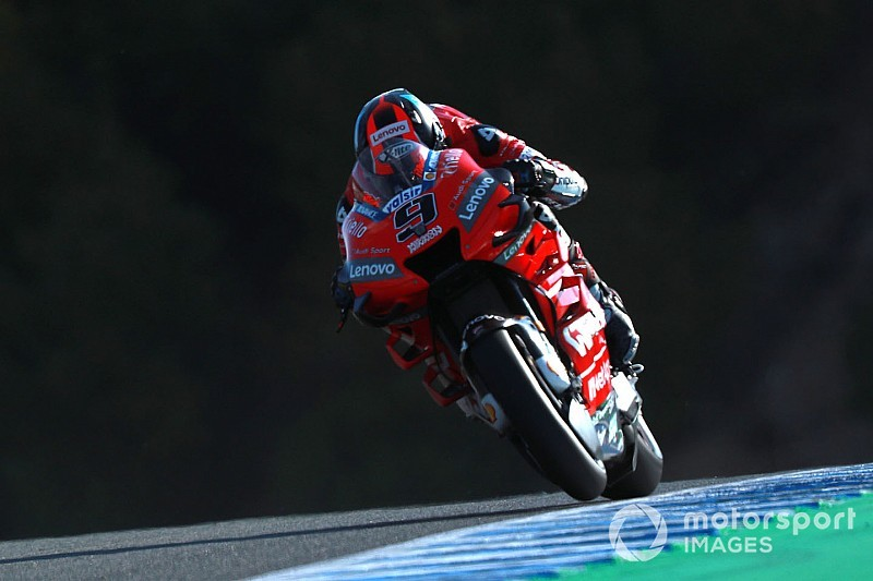 "Crutchlow: Ducati made ""massive improvement"" at Jerez"