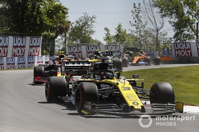 """Deux Renault dans les points : """"De retour dans la partie !"""""""