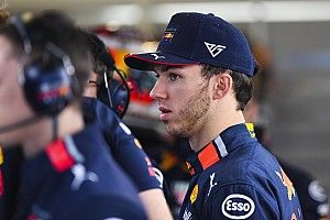 Gasly excluded from Azerbaijan GP qualifying