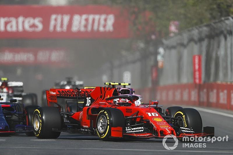 """Leclerc: """"La Mercedes è molto forte, ma la situazione della Ferrari non è catastrofica"""""""