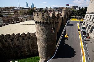 F2アゼルバイジャン:予選セッションは予定から30分遅れの20時30分スタートに変更