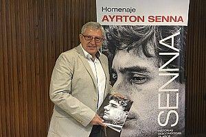 Se presenta en España libro con imágenes inéditas de Senna