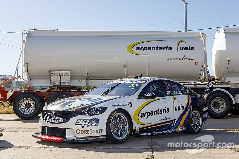 Courtney to run tweaked livery in Townsville