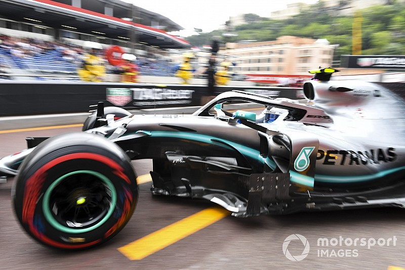 Upgraded engine won't match Ferrari's top speed - Bottas