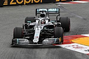 F1モナコFP2:メルセデス盤石のワンツー。トロロッソ・ホンダのアルボンが奮闘し5番手