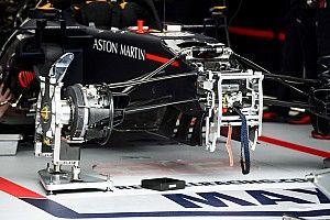 GALERÍA TÉCNICA: Últimas actualizaciones de F1, desde el Pitlane