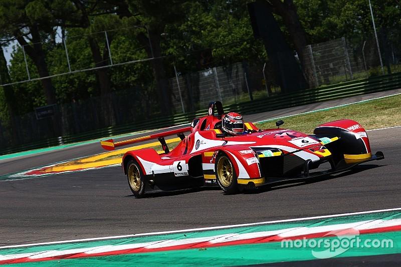 Imola, Gara 2: Giacomo Pollini firma la prima stagionale