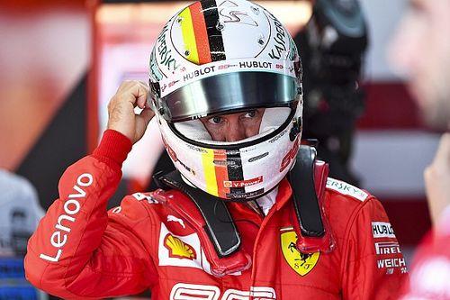 FIA tolak peninjauan kembali penalti Vettel