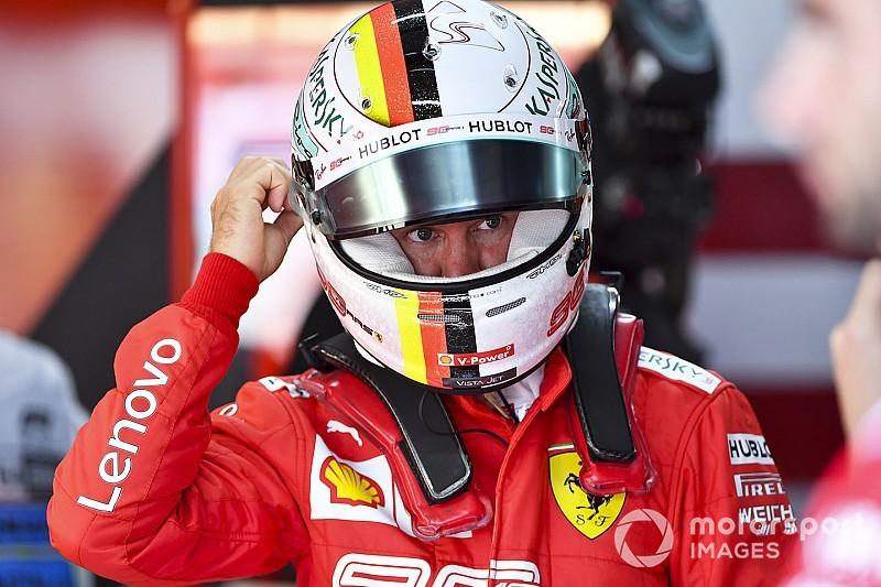 FIA dismisses Ferrari bid for Vettel penalty review