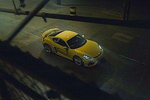 Porsche dévoile les 718 Spyder et 718 Cayman GT4!