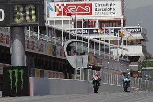 La parrilla de salida del GP de Catalunya 2019 de MotoGP