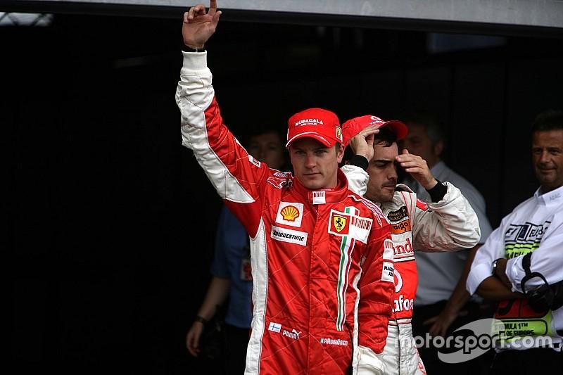 Räikkönen nem akar a Ferrari utolsó bajnoka lenni