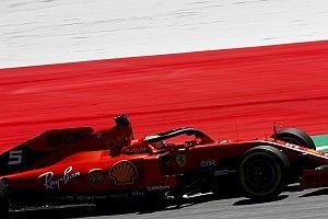 Vörösben izzó Red Bull Ring Vettel vezetésével: tapad az SF90