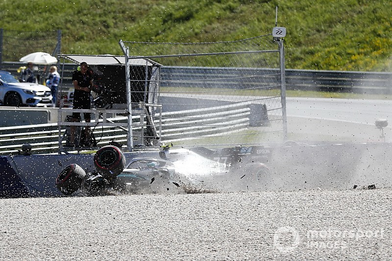 EL2 - Leclerc domine après les crashs de Verstappen et Bottas