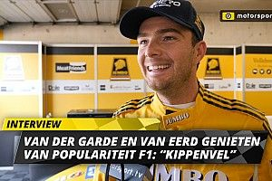 Van der Garde en Van Eerd genieten van F1-beleving in Nederland