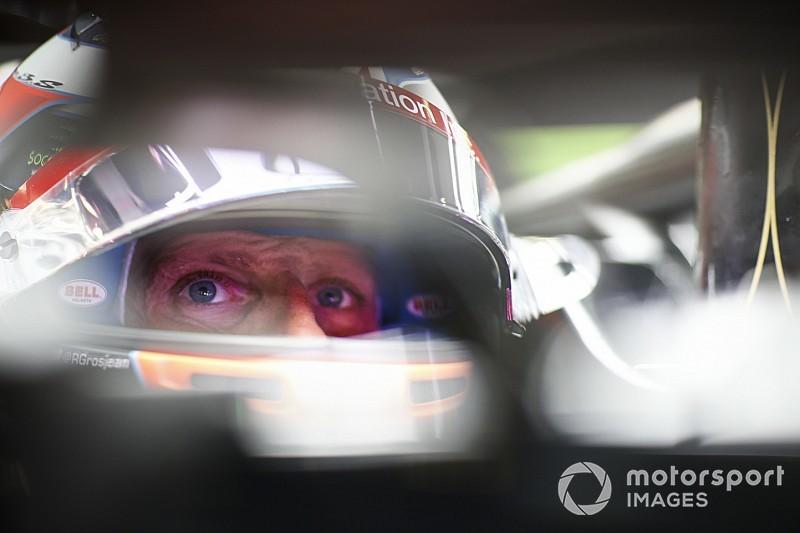 Grosjean szerint van még a Haasban, de a Ferrari messze van