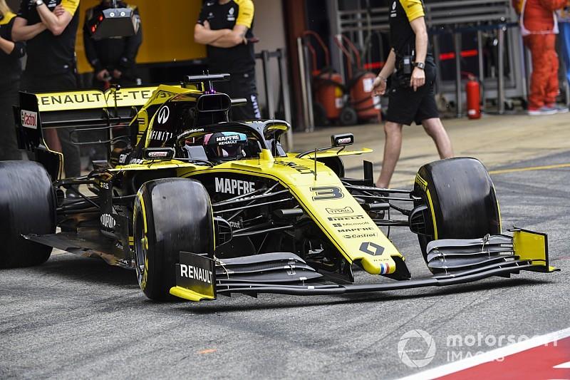 Ricciardo: Kimse son bölüme kalacağımıza inanmamıştı