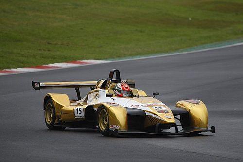 Danny Molinaro firma la prima pole position stagionale a Vallelunga